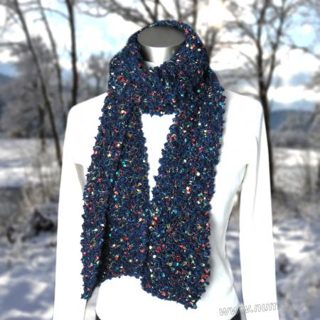 Free Knitting Pattern: Newburgh Scarf
