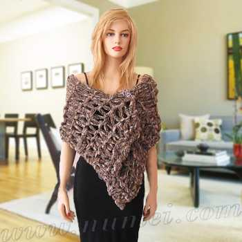 Free Knitting Pattern: Dana Shawl