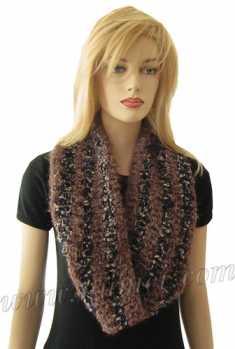 Free Knitting Pattern Adrina Cowl