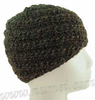 Free Knitting Pattern Taylor Swirl Beanie