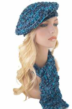 Free Knitting Pattern Alayna Scarf