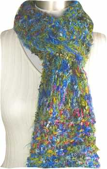 Free Knitting Pattern Estella Scarf
