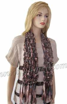 Free Knitting Pattern: Gemma Drop Stitch Scarf