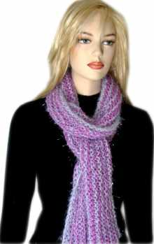 Free Knitting Pattern Madison Scarf