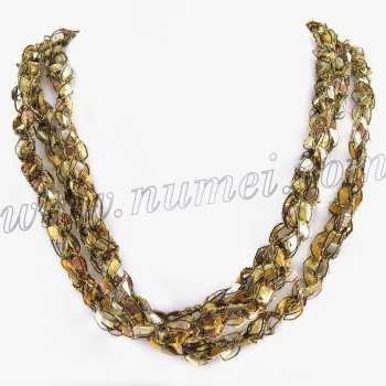 Handmade Ribbon Necklace EG9194