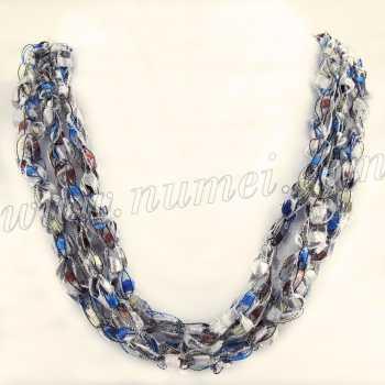 Handmade Ribbon Necklace ER90130