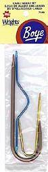 Boye Cable Stitch Needle 3-pc Set