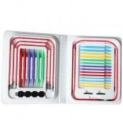 Denise Interchangeable Knitting Needles - Multicolor Kit