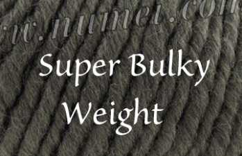 Super Bulky Weight Yarn