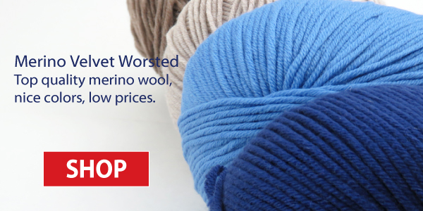 Berlini Merino Velvet Worsted