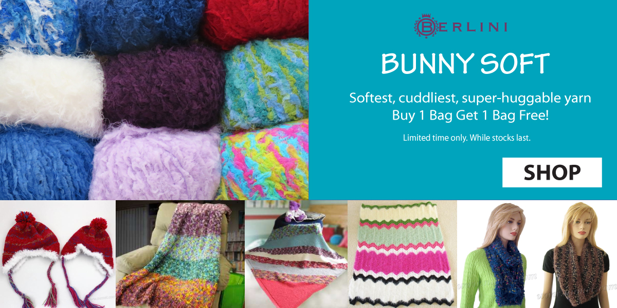 Berlini BUNNY SOFT - Buy 1 Bag Get 1 Bag Free