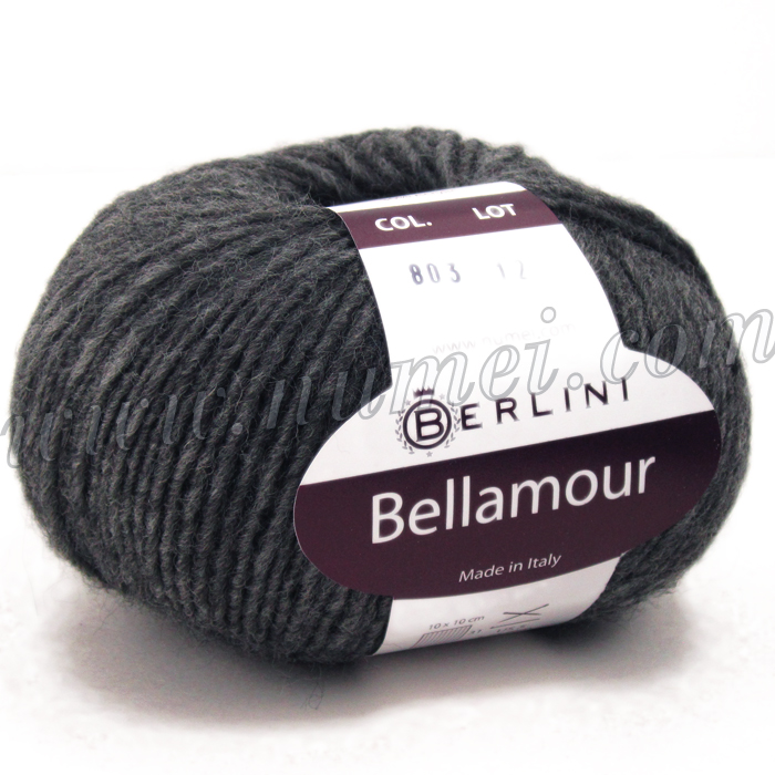 Bellamour Merino Wool Alpaca Blend Yarn