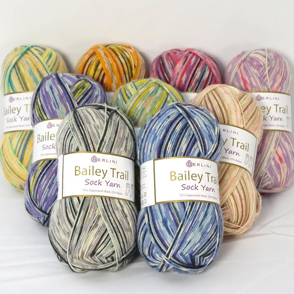 Berlini Bailey Trail Sock Yarn