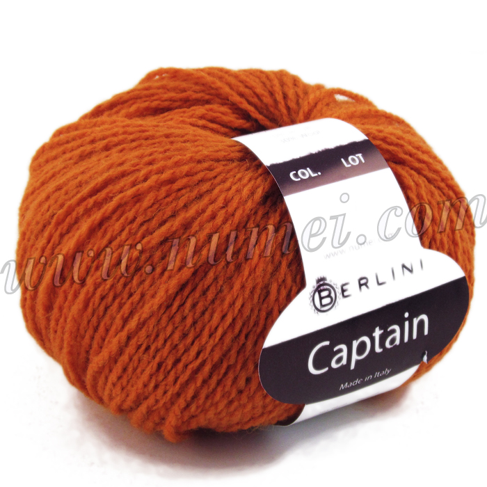 Captain Wool Acrylic Knitting Yarn - Machine Washable