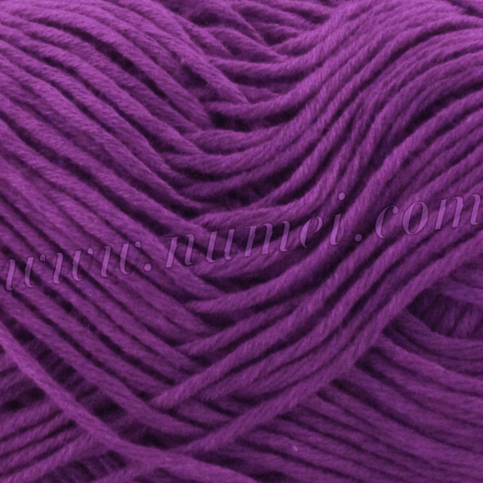 Silver Swan Cotton Spa Worsted 8 Regal Purple