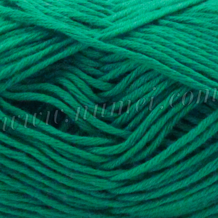 Silver Swan Cotton Spa Worsted 16 Ultramarine Green