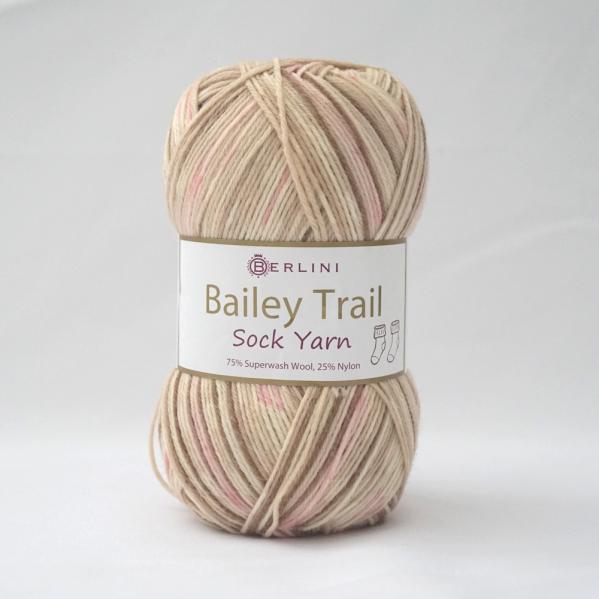 Berlini Bailey Trail Sock Yarn 500 Neapolitan