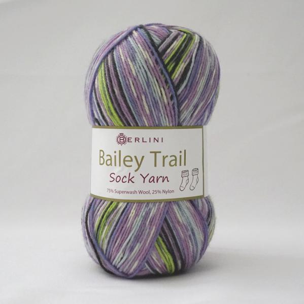 Berlini Bailey Trail Sock Yarn 507