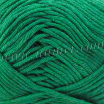 Silver Swan Cotton Spa Worsted 15 Emerald