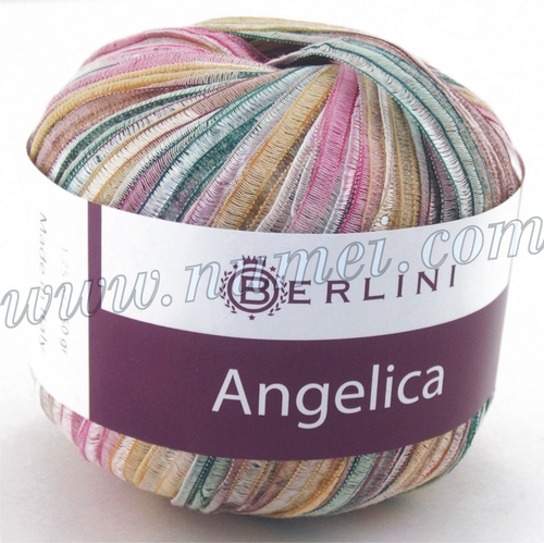 Angelica ribbon knitting yarn
