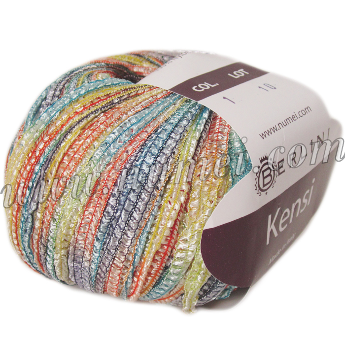 Berlini Kensi ribbon yarn