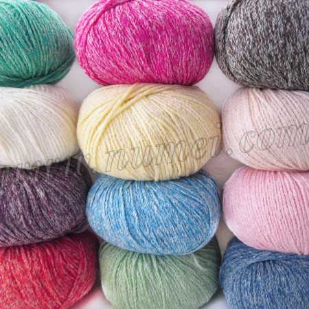Berlini Palisades Merino Wool Cotton Yarn