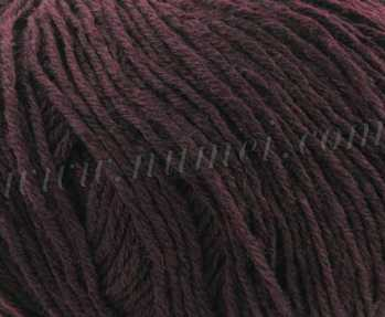 Berlini Merino Xtra 1281 Deep Plum - 50g Ball