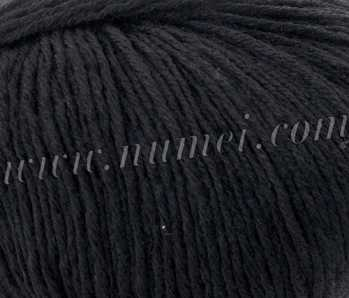 Berlini Merino Xtra 8L1100 Black - 50g Ball