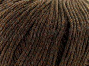 Berlini Merino Xtra 23 Dark Chocolate Heather