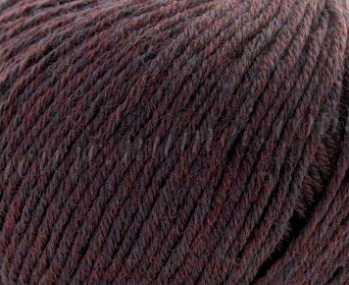 Berlini Merino Xtra 67 Merlot Heather - 50g Ball