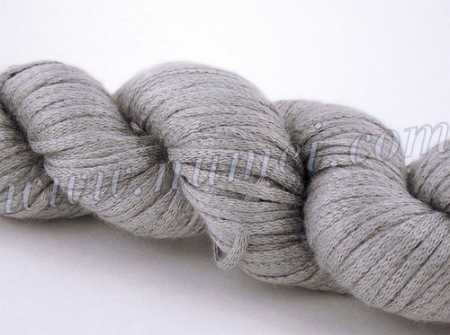 NuMei Okimi Ribbon 24 Silver Grey