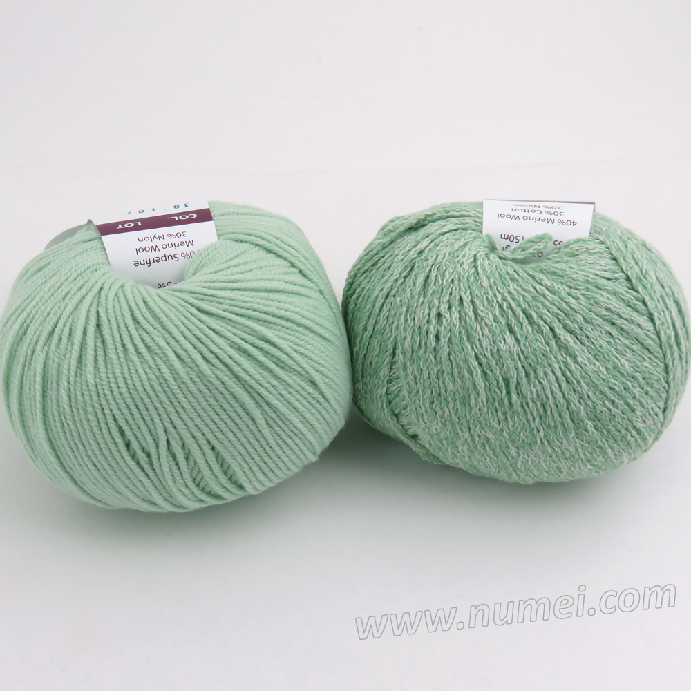 Berlini Palisades 3/Merino Butter 10 Combo Pack - Willow/Quiet Green