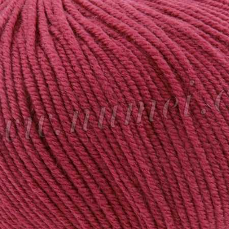 Berlini Merino Butter Sport 7 Earth Red - 50g Ball