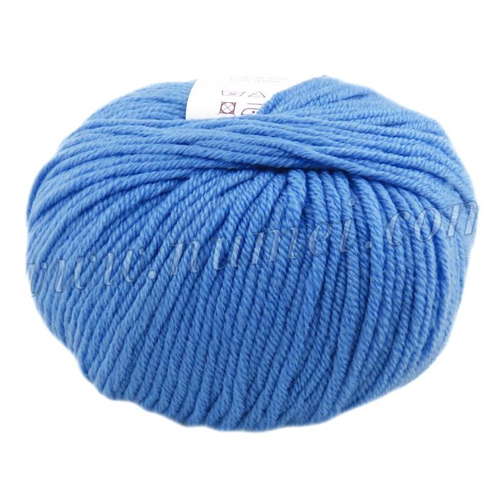 Berlini Merino Velvet DK 164 Medium Blue