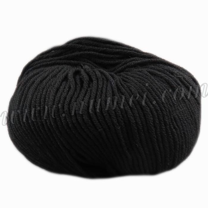 Berlini Merino Velvet Sock 150 Black
