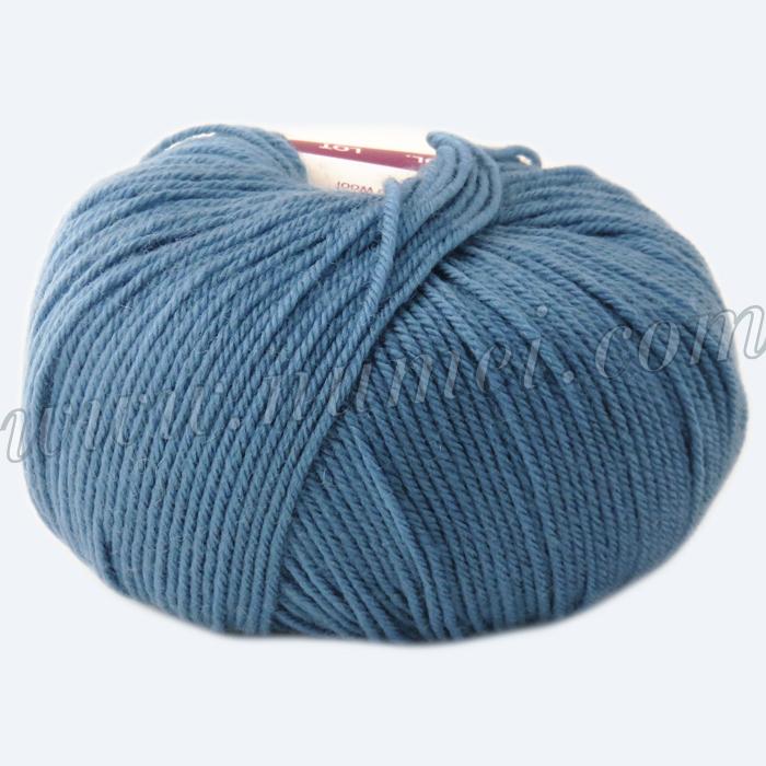 Berlini Merino Velvet Sock 247 Colonial Blue