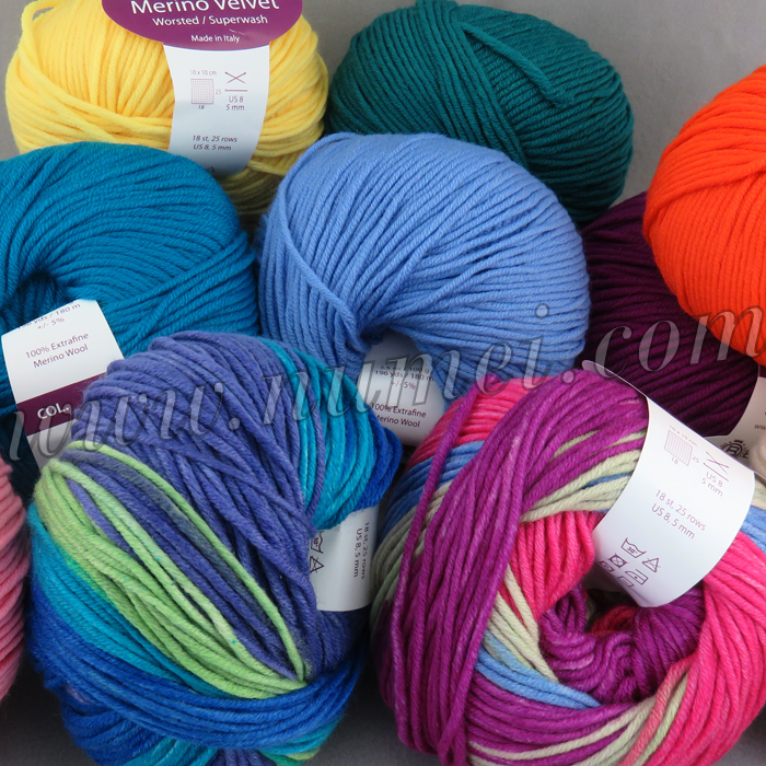 Berlini Merino Superwash Wool Yarn
