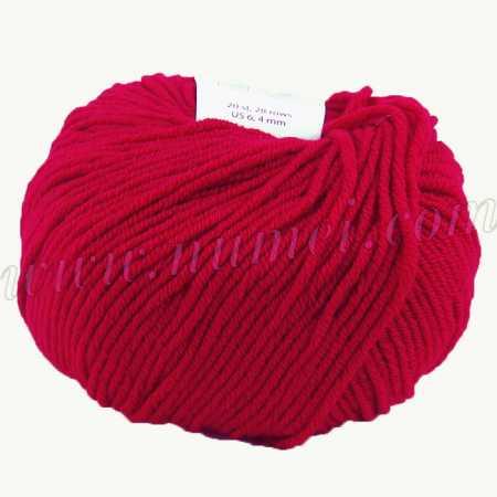 Berlini Merino Velvet DK 118 Red - 50g Ball