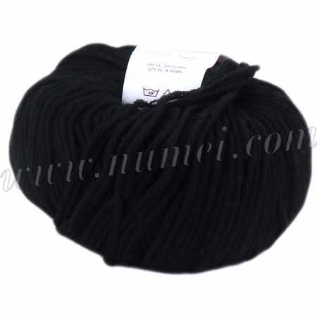 Berlini Merino Velvet DK 150 Black