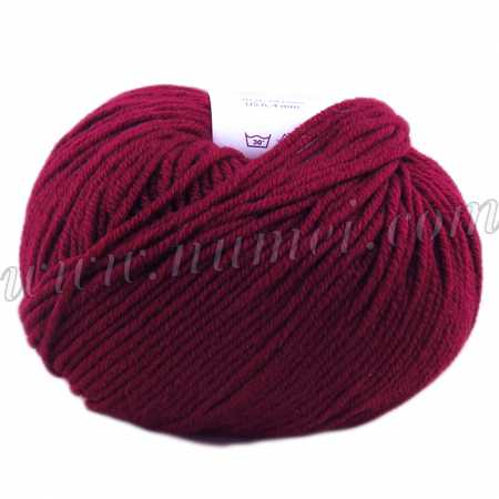 Berlini Merino Velvet DK 16 Rumba Red - 50g Ball