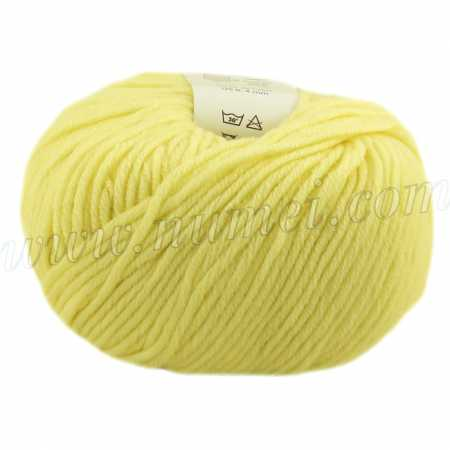Berlini Merino Velvet DK 21 Lemon Cream - 50g Ball