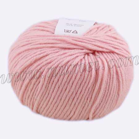 Berlini Merino Velvet DK 24 Soft Pink