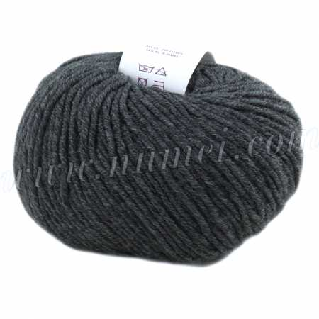 Berlini Merino Velvet DK O1 Oxford Grey - 50g Ball