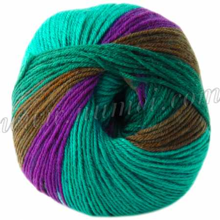 Berlini Merino Velvet Sock 104 Spruce - 50g Ball