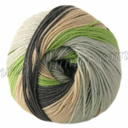 Berlini Merino Velvet Sock 107 Lily Pad - 50g Ball