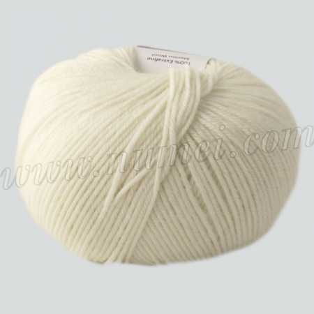 Berlini Merino Velvet Sock 12 Cream