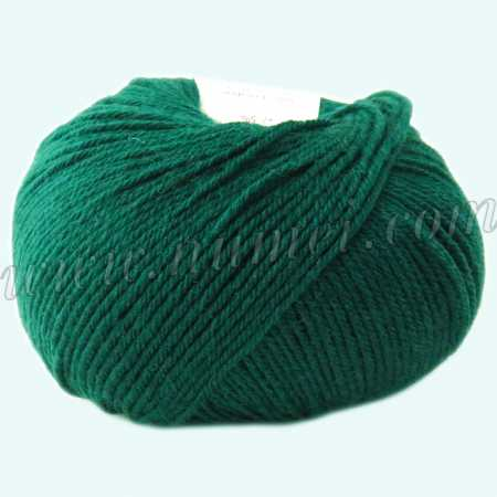 Berlini Merino Velvet Sock 165 Hunter Green