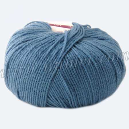 Berlini Merino Velvet Sock 247 Colonial Blue
