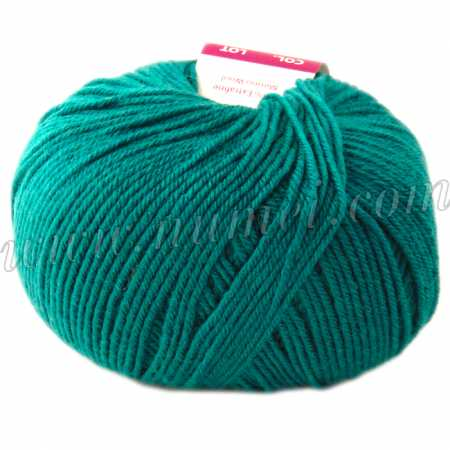 Berlini Merino Velvet Sock 31 Teal