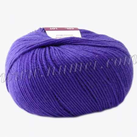 Berlini Merino Velvet Sock 335 Ultra Violet - 50g Ball